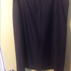Cato brown skirt
